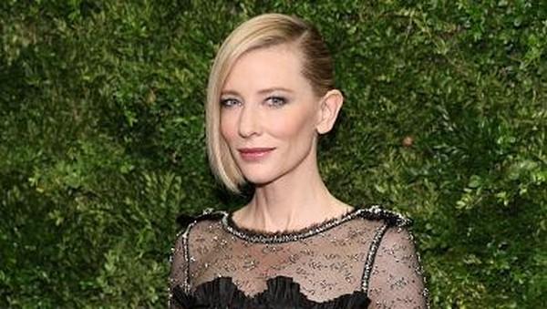 Cate Blanchett Bicara Karakter Wanita di Film Superhero
