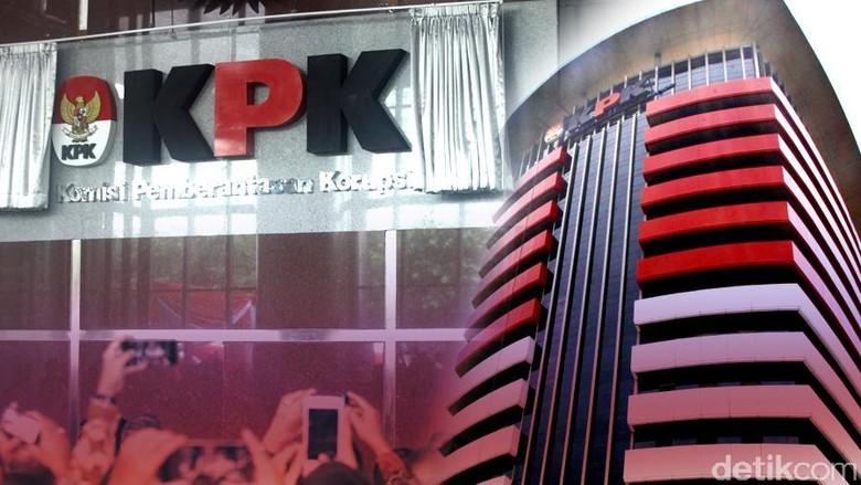 Twitter Diduga Cuitan KPK soal - Jakarta Akun Twitter KPK diduga sempat mengalami Hal ini terungkap dari screen capture yang memperlihatkan kicauan yang tidak
