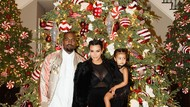 North Bukan Anak Biologis Kanye West dari Kim Kardashian?