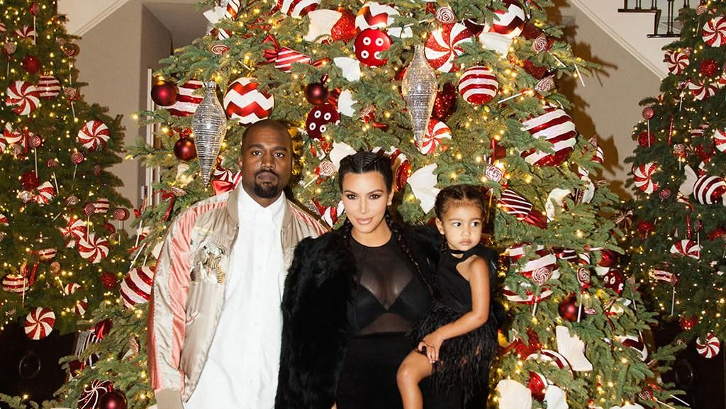 Pasangan Kardashian-West Masuk Daftar Orang Paling Berpengaruh di Internet