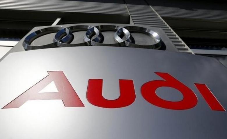 Kepolisian Munich Geruduk Markas Audi