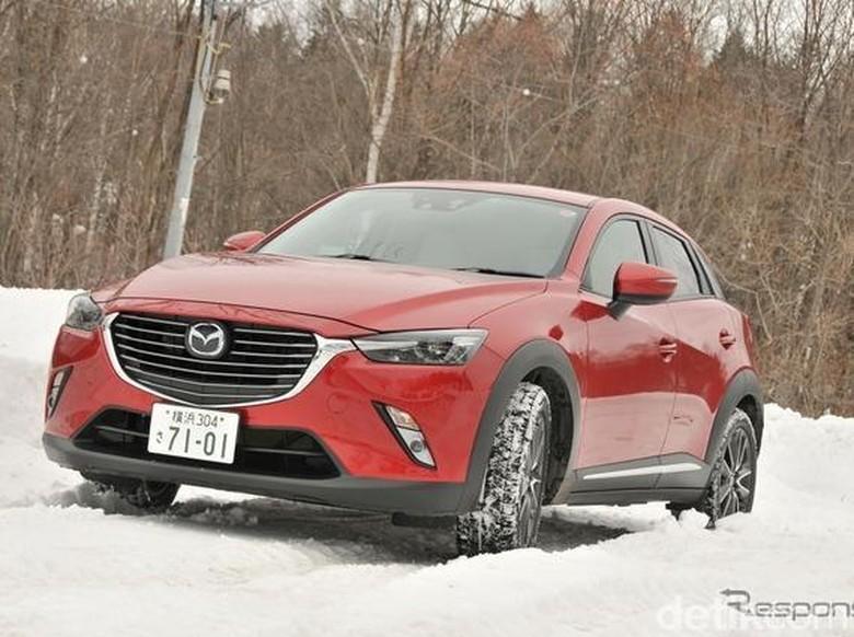 Mazda Tunggu Kapasitas Produksi Cukup, Baru Bawa CX-3