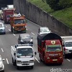 Tarif Tol Angkutan Logistik Turun Akhir Bulan Ini