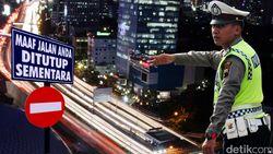 Pesta Tahun Baru di Tangerang Berpusat di Summarecon, Lalin Dialihkan