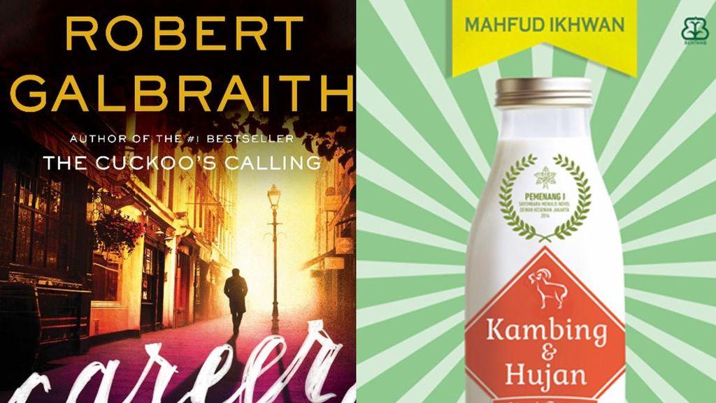 10 Novel Favorit 2015