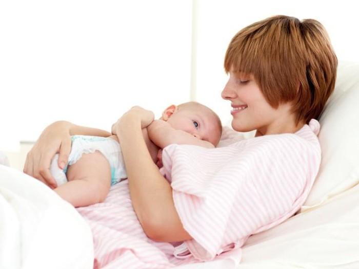 Ilustrasi ibu menyusui/Foto: thinkstock