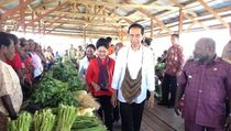 Jokowi dan Aneka Komitmen Istimewa untuk Papua