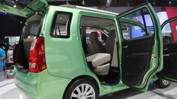 Suzuki Belum Niat Lepas LCGC 7 Penumpang