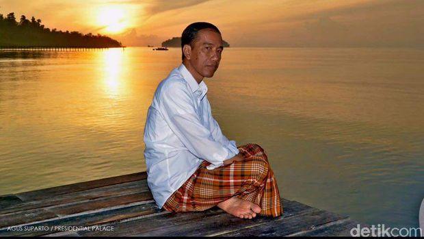 Jokowi Liburannya Seperti Apa Ya?