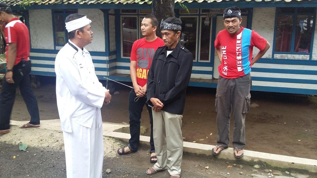 Kecewanya Bupati Purwakarta Saat Tinjau Kampung Adat di Tajur