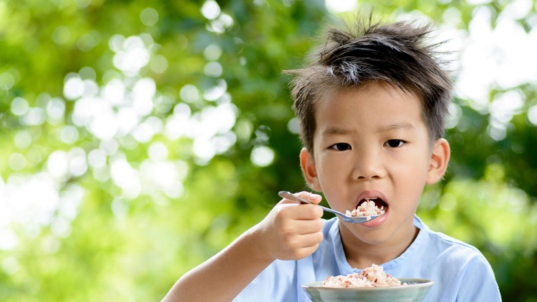 Ilustrasi ide sarapan anak yang simpel/ Foto: thinkstock