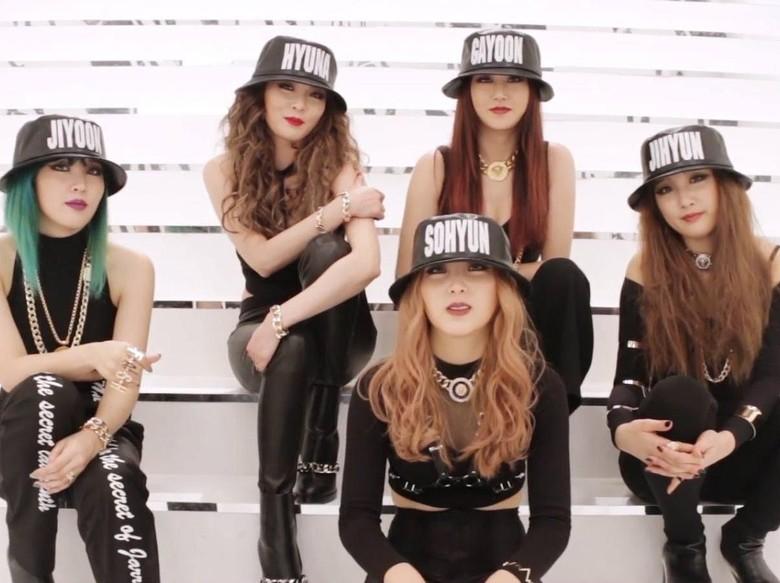 Jeon Jiyoon: Eks Member 4Minute Makin Dekat Pasca Bubar