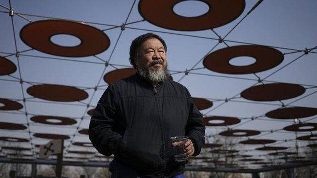 Protes Kebijakan Otoritas Denmark, Ai Weiwei Tutup Pameran Tunggalnya