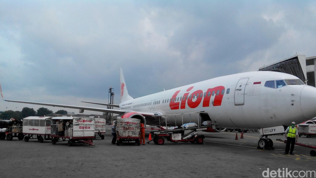 Kemenhub Investigasi Kasus Lion Air dari Singapura Masuk Terminal Domestik