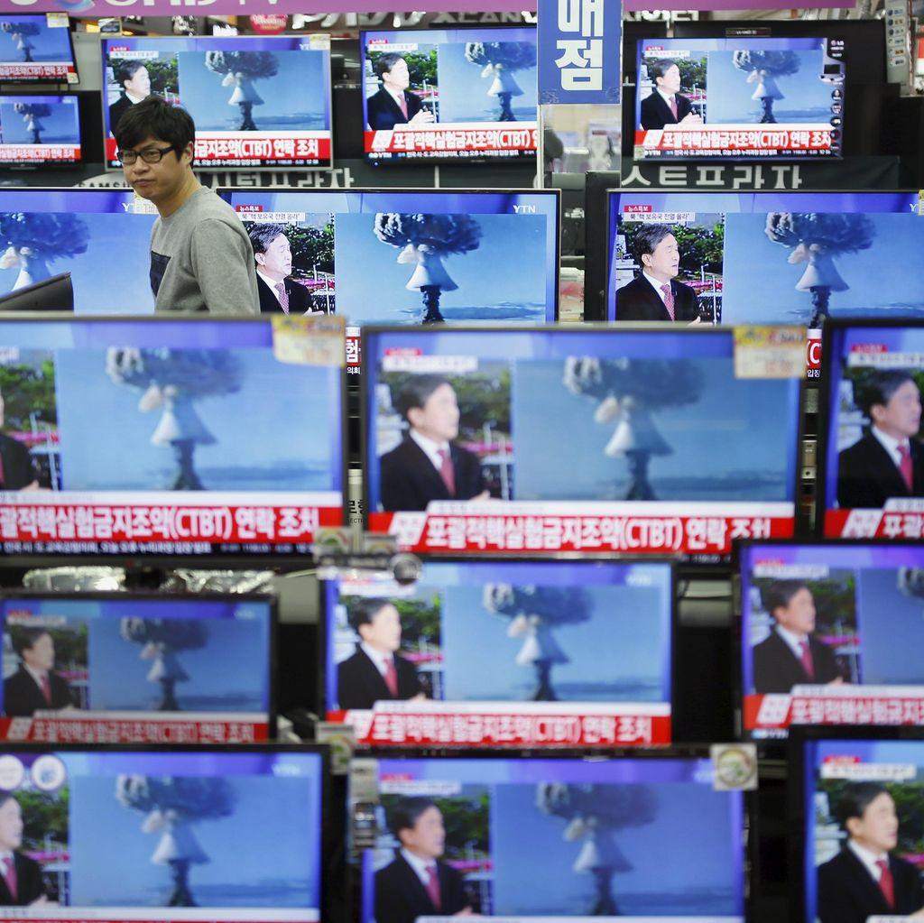 AS dan Korut Perang Mulut Soal Senjata Nuklir di Forum PBB