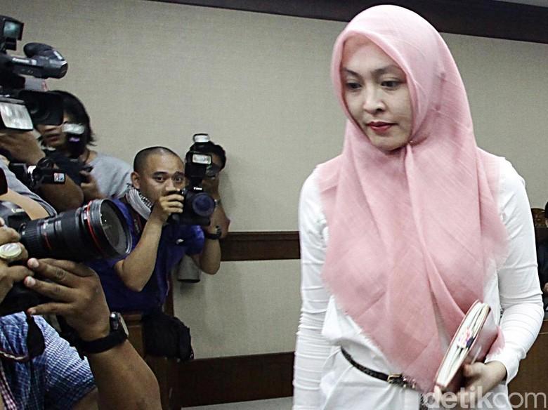 Angelina Sondakh akan Bersaksi untuk Choel Mallarangeng