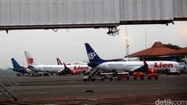 Penjelasan Lion Air soal Pesawat Rute Singapura-Jakarta Delay 5 Jam