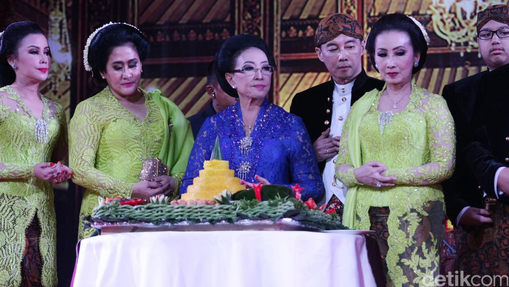 Film Sultan Agung Menandai 90 Tahun Mooryati Soedibyo
