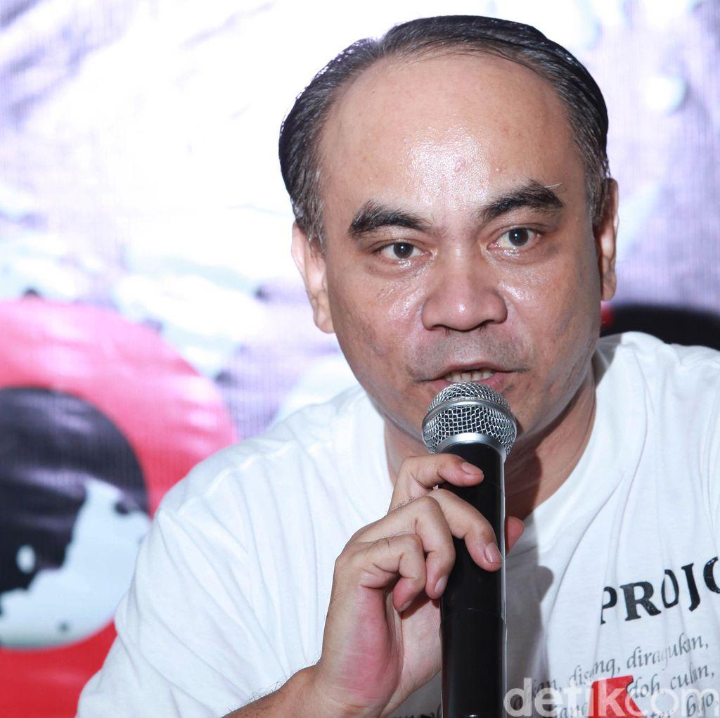 Prabowo Kutip Novel, Projo: Urus Bangsa Jangan Berdasarkan Fiksi