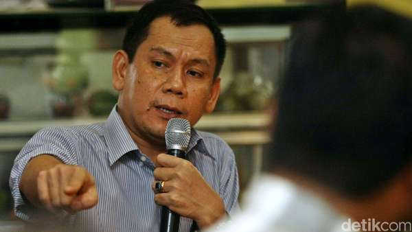 Kena Kasus Narkoba, Indra Piliang Resign dari Golkar
