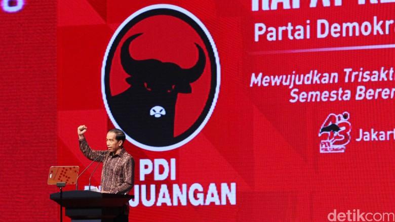 Kata PDIP Soal Prediksi Jokowi Cari Cawapres Ahli Ekonomi