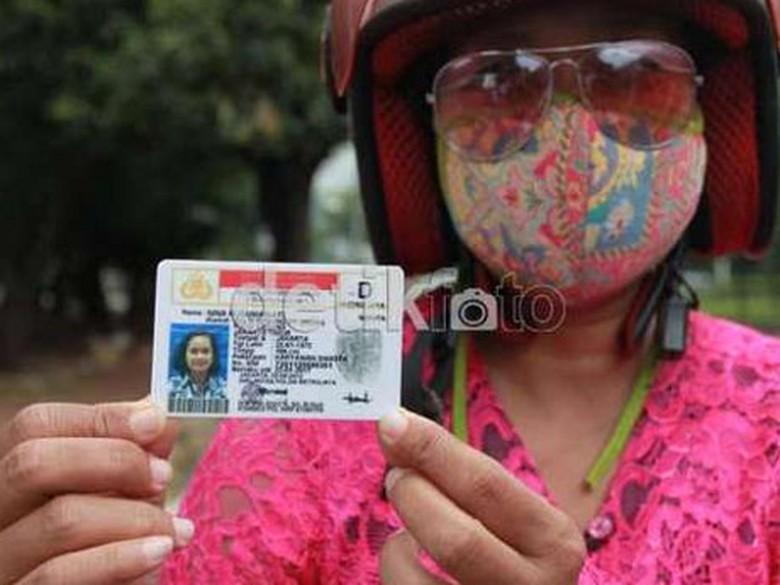 Lupa Bawa Dompet, Tapi SIM Di-scan di Handphone, Bolehkah?