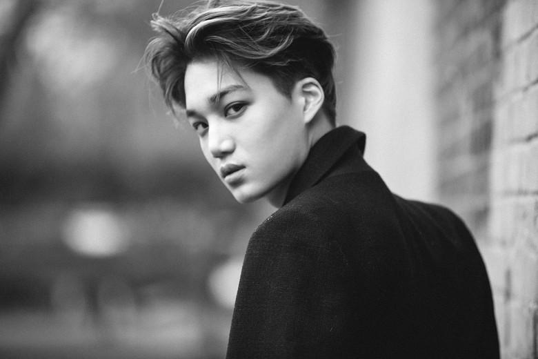 Syuting Drama Andante, Kai EXO Berjuang di Tengah Cuaca Dingin