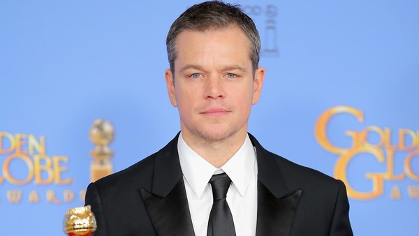 Film Fiksi Ilmiah The Martian Raih Best Motion Picture - Musical or Comedy