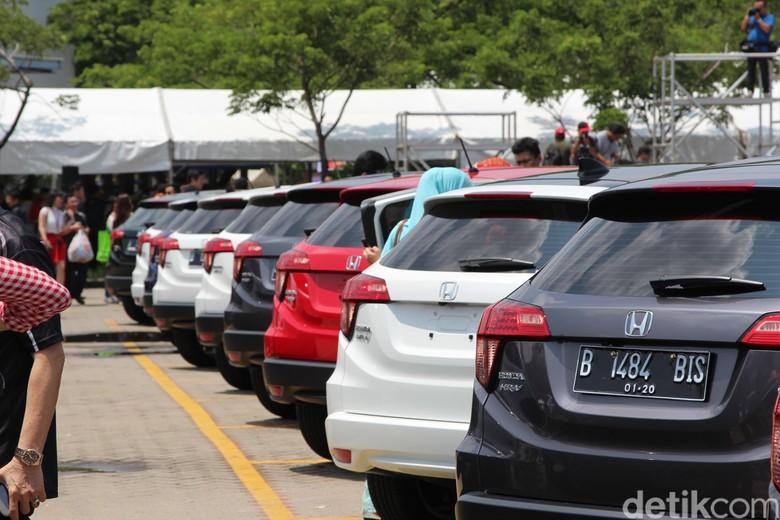Honda Kuasai Pasar Mobil Low SUV