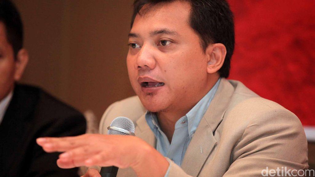 Bupati Lampung Tengah Jadi Tersangka, NasDem Tak Beri Bantuan Hukum