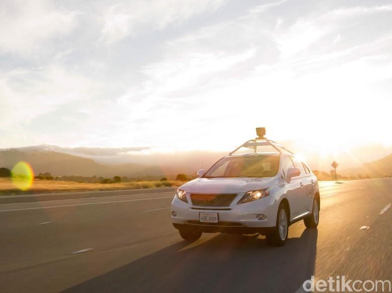 Mobil Otonom Bakal Dilengkapi Perangkat Hiburan yang Canggih