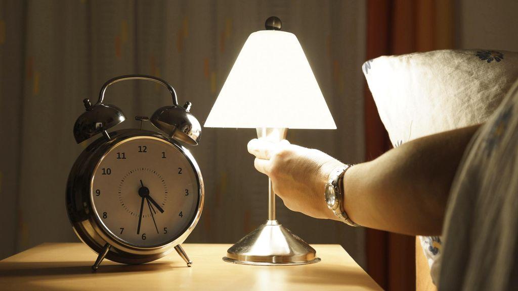Sedikit Lampu di Kamar Saat Tidur Diklaim Sudah Bisa Picu Depresi