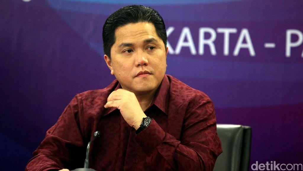 Polisi Akan Periksa Erick Thohir Terkait Kasus Dana Asian Games
