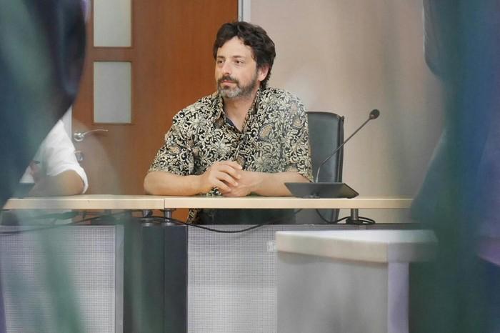 Sergey Brin (Foto: Anggoro Suryo Jati/detikINET)