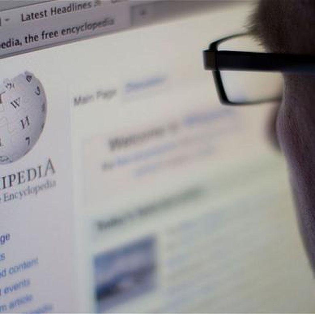 Wikipedia Tak Lagi Gratis di Negara Berkembang