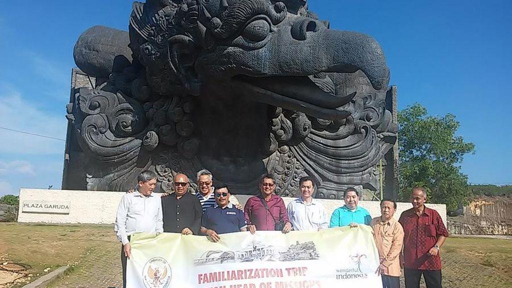 Kata Dubes ASEAN Tentang Dampak Bom Pada Pariwisata RI