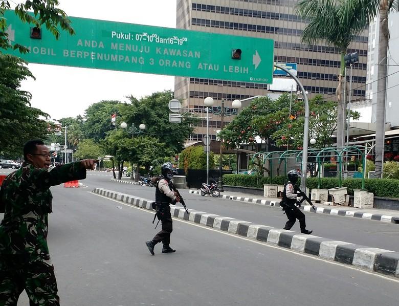BIN Minta Revisi UU Terorisme, Menhan: Asal Bukan untuk Kepentingan Lain