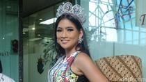 Cerita Anindya Putri Pinjam Barang-barang Branded untuk Miss Universe 2015