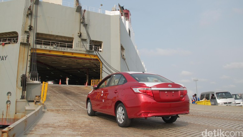 Soal Peluang Ekspor Sedan Setelah PPnBM Turun, Ini Kata Toyota