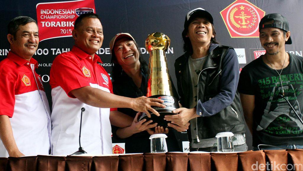 Slank Akan Meriahkan Final Piala Jenderal Sudirman