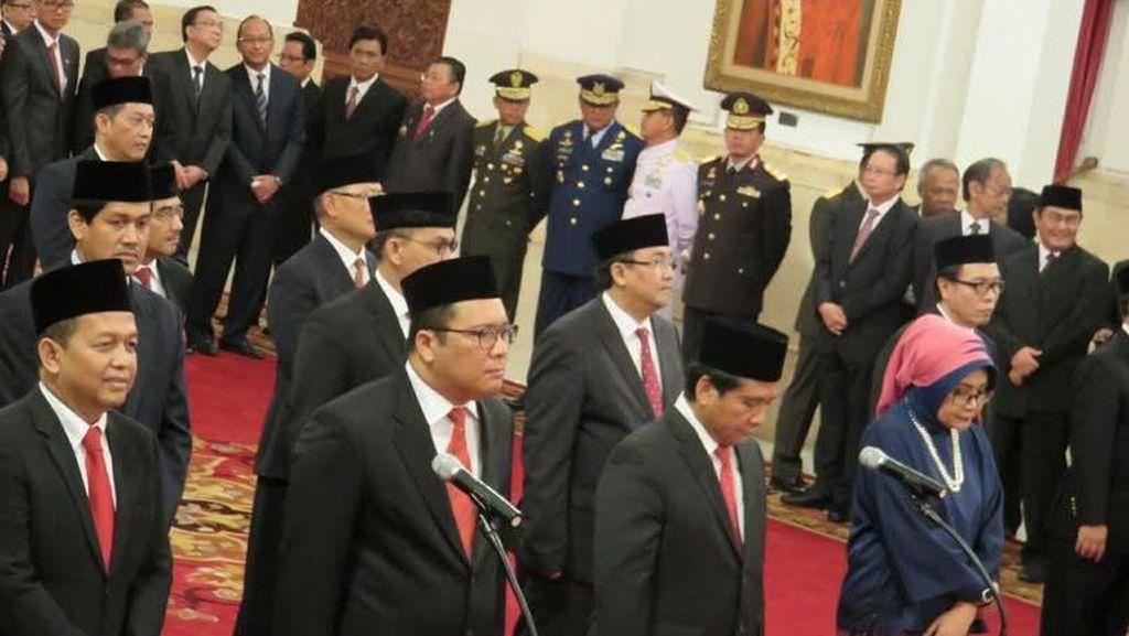 Ini Alasan Jokowi Bentuk KEIN dan Lantik Soetrisno Bachir Jadi Ketuanya