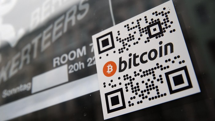 Masuk AS Wajib Lapor Bitcoin. Foto: Getty Images