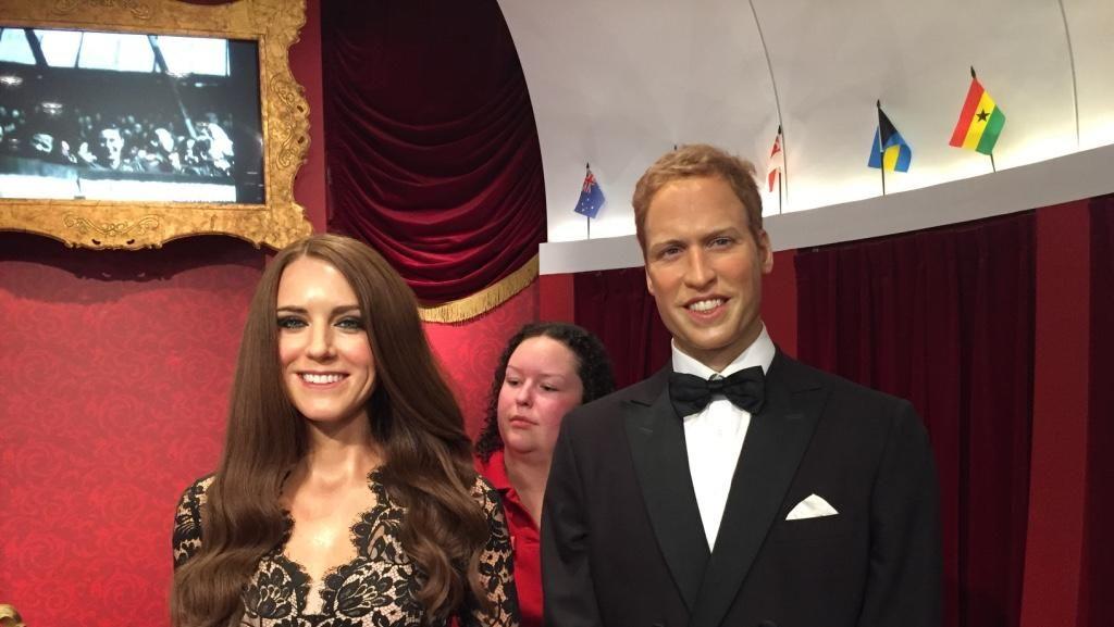 Saat Rambut Kate Middleton Disisir Sebelum Foto Bersama