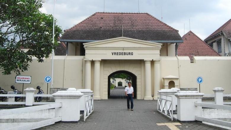 Foto: Benteng Vredeburg, rasa Belanda di Yogya (Fabian Januarius Kuwado/dTraveler)