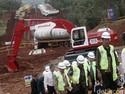 2 Tahun Groundbreaking, Konstruksi Kereta Cepat JKT-BDG Baru 10%