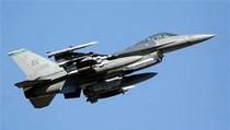 Kebakaran Mesin, F-16 AS Buang Tangki Bahan Bakar ke Danau Jepang