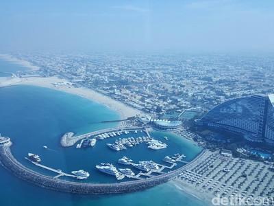 Sudah Berapa Banyak Orang Indonesia ke Dubai?