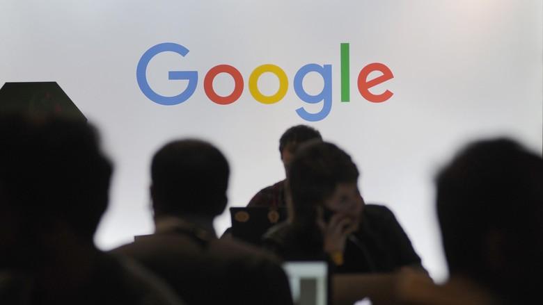 Cetak Rekor, Omzet Induk Google Tembus Rp 1.350 Triliun