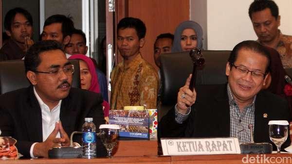 Gantikan Nurdin Halid, Kahar Muzakir Jadi Ketua Mahkamah Partai Golkar