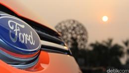 Ford Bakal Jualan Mobil Lagi di Indonesia